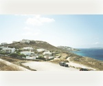 Sea Front Land Parcel On The Island of Mykonos, Greece