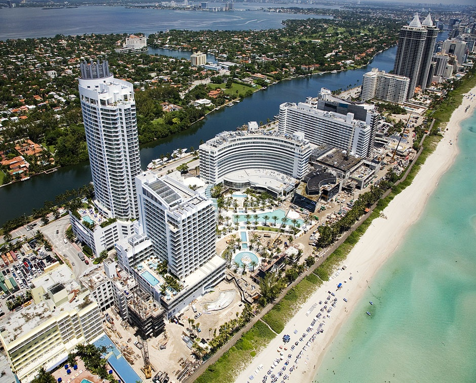 Fontainebleau III : Mid &amp; North Miami