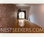 Union Sq Loft with Balcony // Elevator Laundry // High Ceilings and Exposed Brick