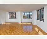 Upper West Side **1 Block from Central Park ** Spacious Two Bedroom with Separate Dining Room * A Must See!