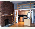 One Bedroom with large private terrace and storage loft in Gramercy brownstone. Absolutely unique space!