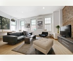Stylish Soho Triple Mint Duplex Loft