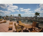 Quality West Village Living – Direct Skyline Views - Duplex One Bedroom Two Bathroom Loft w/ Walk in Closet