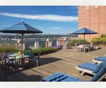 UWS Grand CORNER 1 Bed/ 1 Bath  -City Views, Gourmet Kitchen,  Concierge, Gym