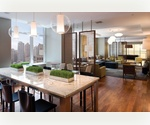 Midtown South/Chelsea - Luxury Full-service Top Floor Sundrenched One Bedroom with Northern Views