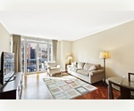 PRICE DROP! 1BR/1.5BATH CONDO FOR SALE IN FULL SERVICE BLD! 51ST ST AND 1ST AVE! LOW MONTHLY FEES!!!