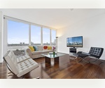 LUXURY CONDOMINIUM 10 WEST END AVENUE,  RESIDENCE 11E | STUNNING ONE BEDROOM, ONE BATH HOME, WESTERN EXPOSURE, BRIGHT & SPACIOUS LAYOUT