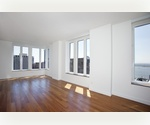 **2BR In FiDi WIth Stunning Views! Massive Apartment!**
