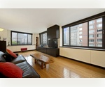 2 Bedroom, 2 Bathroom w/ Dining Area in Battery Park City