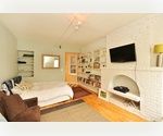 Chelsea Studio Apartment for Sale
