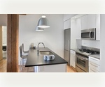 Newly Converted 1 Bedroom Loft With Impeccable Finshes!! Right On Dumbo Waterfront ___ Steps From Ferry, Parks, & Retail