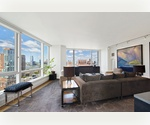 NEW! Stunning views from this 3 bed/3 bath home in Tribeca's 200 Chambers