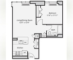Brand New Downtown Brooklyn Hi-Rise _____ Spacious 1 Bed w/ East River Views ***Doorman, Gym, Theater, Onsite Parking***