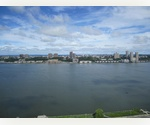Upper West Side Luxury 2 bed/2 bathroom condo on Riverside Blvd; Furnished apartment; River views