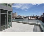 Huge Ultra Luxury SoHo corner unit 3 Bedroom 3 Bathroom with terrace in full service new development building - $25,000 - NO FEE
